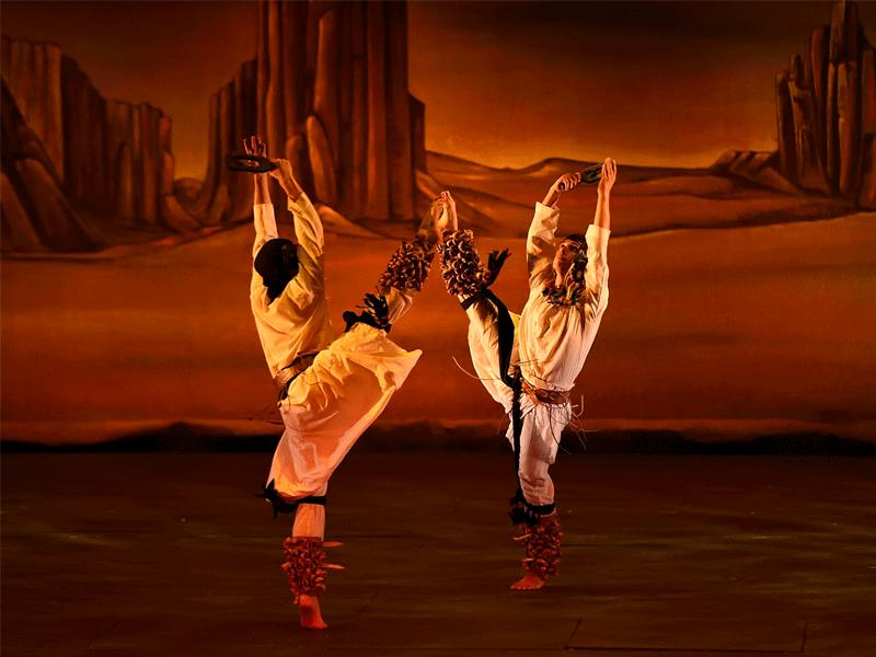 6bc021c3a9ac Ballet Folklórico de México de Amalia Hernández