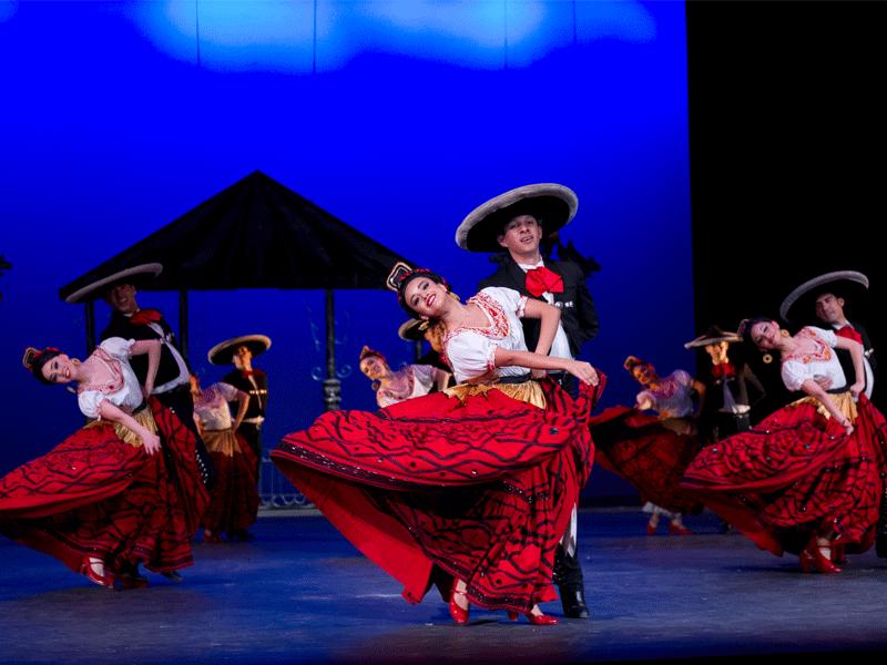 5a0f26be466f Ballet Folklórico de México de Amalia Hernández