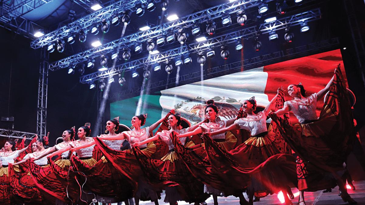 Ballet Folklórico de México en el FITH 2019
