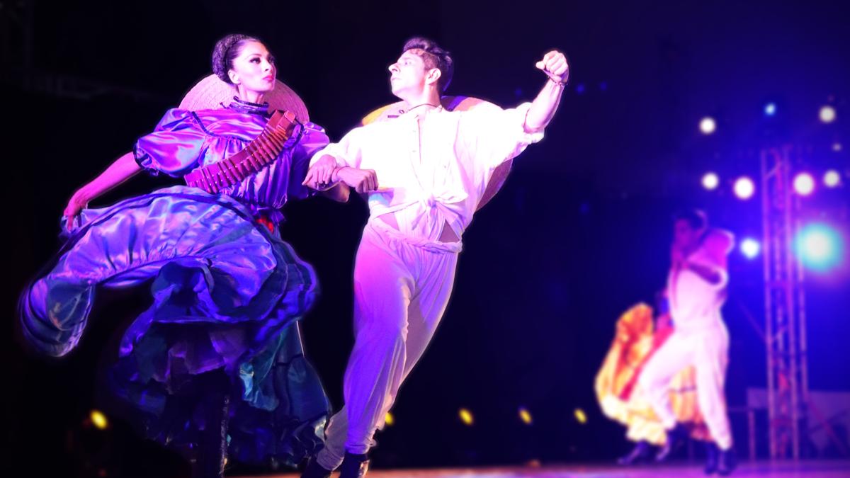 Ballet Folklórico en Apizaco