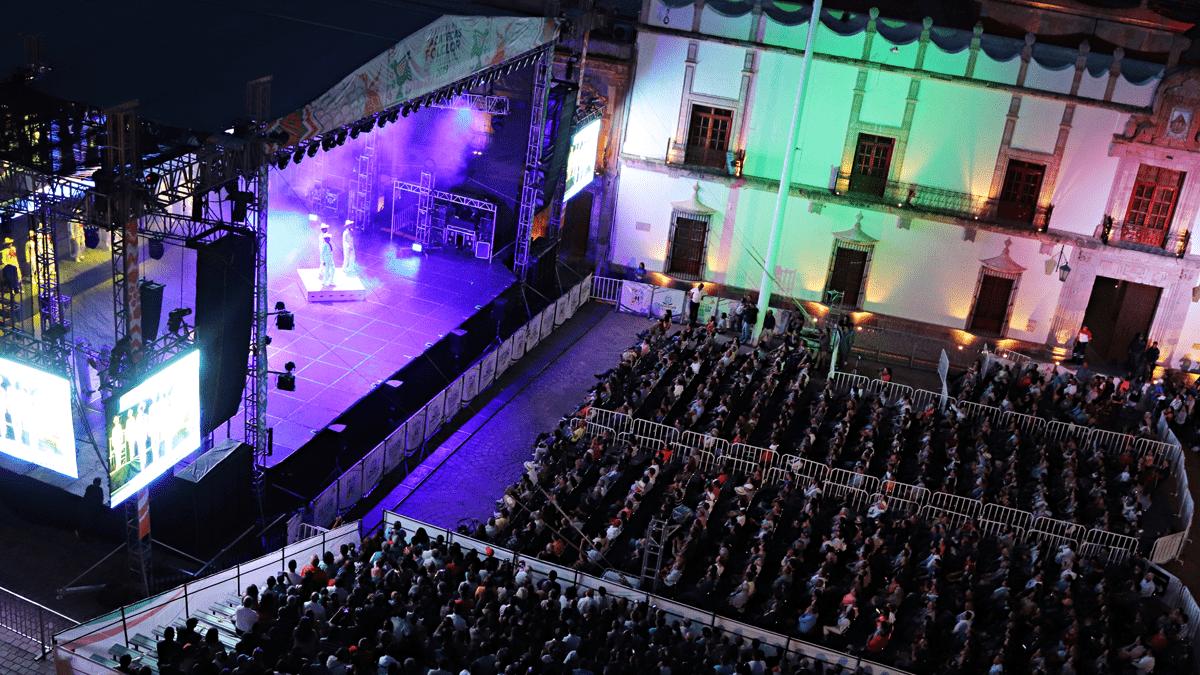 Festival Zacatecas del Folclor